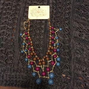 Jewelry - Fun beaded necklace